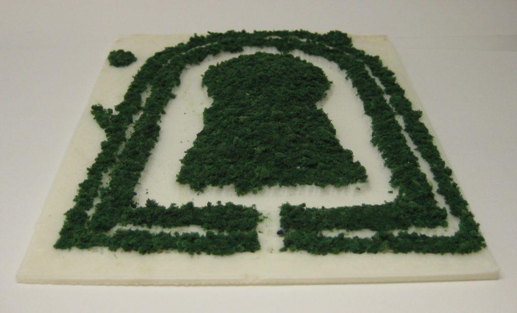 大仙陵古墳の模型