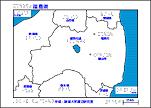 福島県の触地図