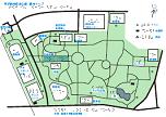 所沢航空記念公園の触地図