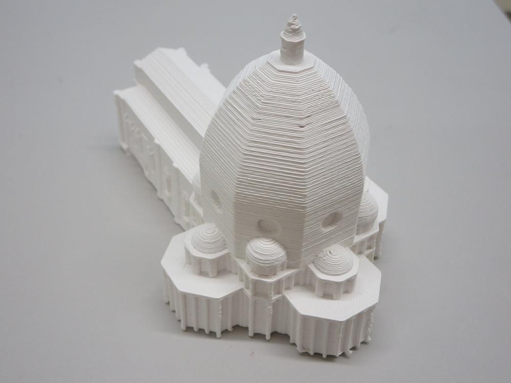 サンタ・マリア・デル・フィオーレ大聖堂の模型