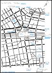静岡駅周辺の触地図