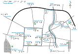 チェンマイの触地図