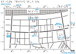 新潟市幸西の触地図