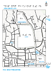 仁和寺周辺の触地図