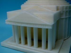 パンテオン(ローマ)の3D模型