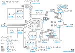 新宿駅西口の触地図