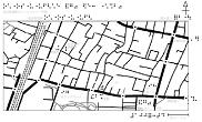 高田馬場駅からヘレンケラー学院までの触地図