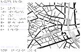 渋谷駅西口の触地図