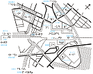 横浜駅周辺の触地図