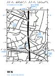 代々木元町から代々木八幡駅までの触地図