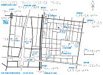秋葉原駅周辺の触地図