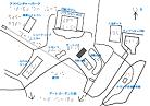 アドベンチャーパークの触地図