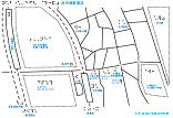 向ヶ原駅周辺の触地図